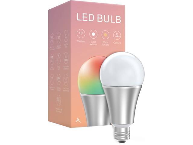 Aeotec By Aeon Labs Zw098 A52 Z Wave Led Rgb Light Bulb
