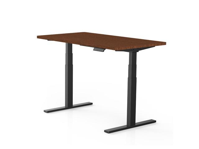 AIMEZO Smart Desk  Electric Height Adjustable Desk Base Sit To Stand Up Desk  Standing Workstation