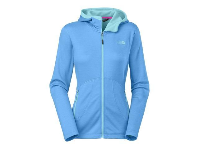 North Face Women Athletic Apparel W Rosette Hoddie Model: Nf-cag2w1h-