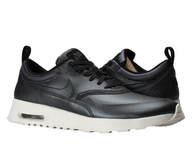 Nike Air Max Thea SE Womens 861674-002 Metallic Hematite Running Shoes Size 5.5