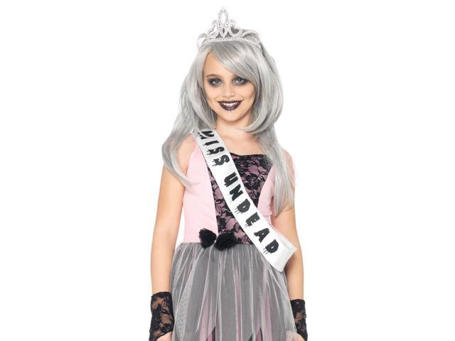 Child Zombie Prom Queen Costume by Leg Avenue C48170