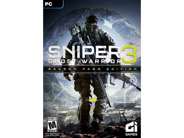 Sniper: Ghost Warrior 3 [PC Download] - STEAM Digital Code