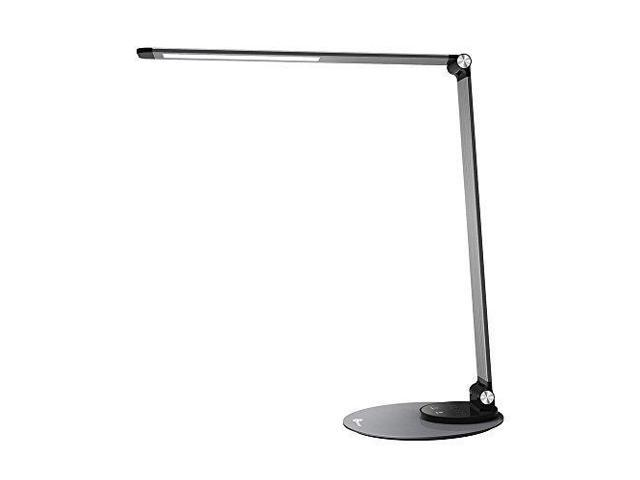 Taotronics aircraft grade alloy dimmabel led desk lamp with usb charging port table lamps