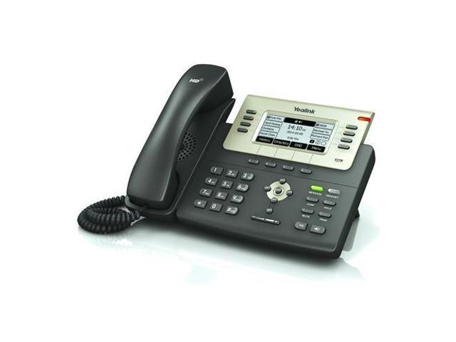 Executive IP Phone (with POE)   No power supply included   3.6 inch graphical with backlight