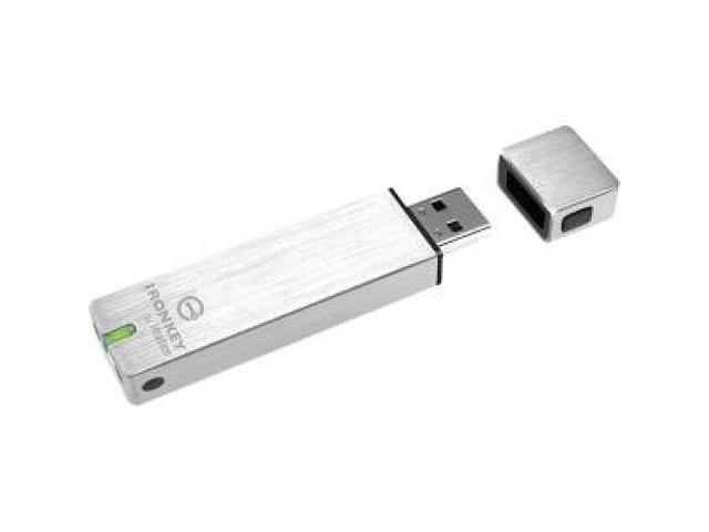 IronKey Basic S250 4 GB USB 2.0 Flash Drive