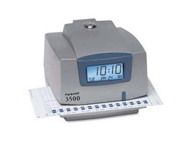 Pyramid M3500 Electronic Document Time Recorder , White