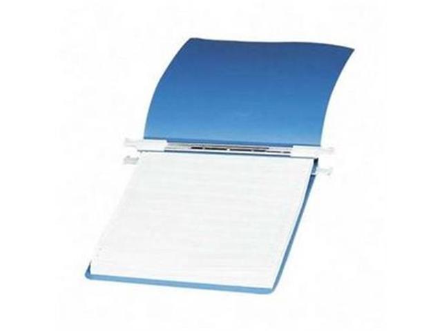 Acco Brands- Inc. ACC56073 Vinyl Data Binder- Unburst- 6in. Cap- 14-.88in.x11in.- Blue