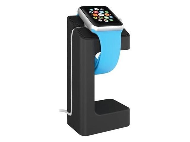 Cygnett CY1818ACOCM Black OnCharge Mini Compact Apple Watch Charging Stand