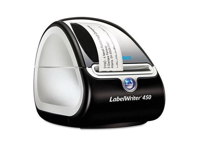 DYMO LabelWriter 450 (1752264) Professional Label Printer for PC and Mac