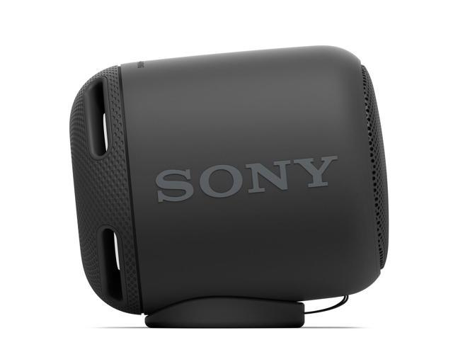sony srs xb10 portable wireless speaker with extra bass black. Black Bedroom Furniture Sets. Home Design Ideas