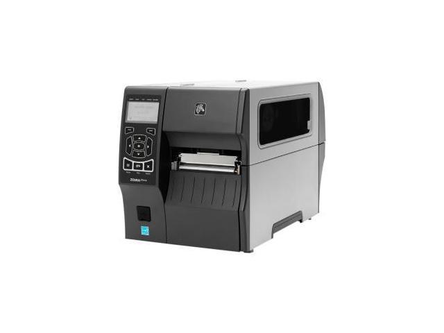 Zebra ZT400 ZT41042-T310000Z Direct Thermal/Thermal Transfer Printer 14 ips/356 mm per second 203 dpi/8 dots per mm 300 dpi/12 dots per mm (optional) 600 dpi/24 dots per mm (optional) Barcode/ Label P