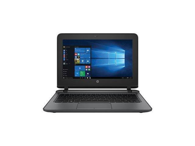 HP Laptop ProBook 11 EE Intel Celeron 3855U (1.60 GHz) 4 GB Memory 500 GB HDD Intel HD Graphics 510 11.6