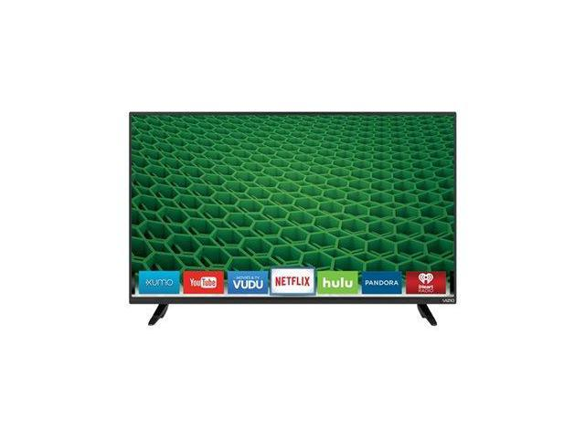 "VIZIO D48-D0 - 48"" Class ( 47.6"" viewable ) - D-Series LED TV - Smart TV - 1080p (Full HD) - full array, local dimming"