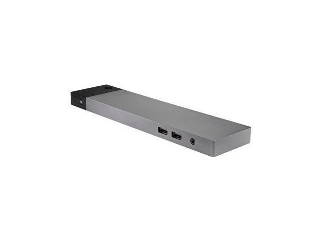 HP ZBook Dock with Thunderbolt 3 - Docking station - 200 Watt - US - for ZBook 17 G3 Mobile Workstation