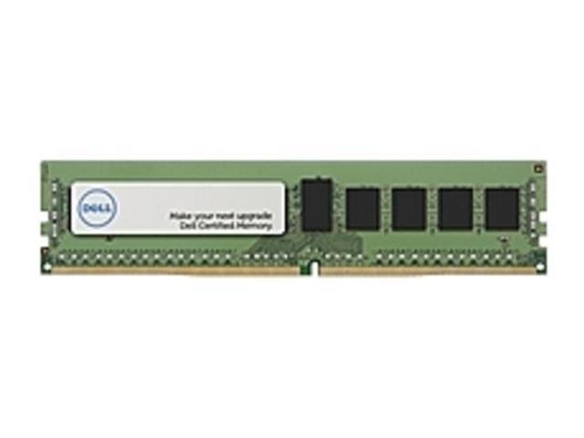 Dell SNPFN6XKC/8G 8 GB Memory Module - DDR4 SDRAM - DIMM 288-Pin - PC4-17000 - 2133 MHz - 1.2 V - 2Rx8