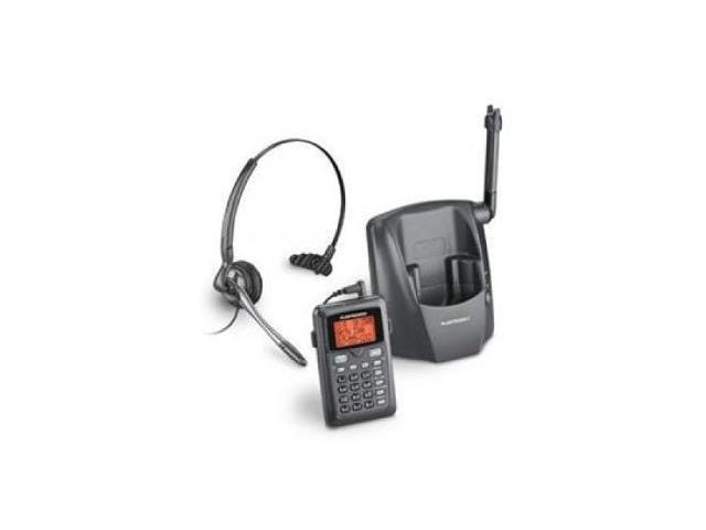 Plantronics CT14 DECT 6.0 Cordless Headset Phone (80057-11)