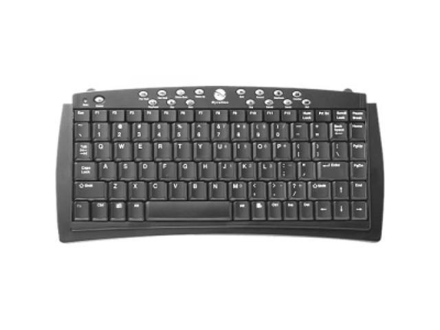SMK-LINK GYAM-CSKB-NA Gyration Classic Compact Wireless Keyboard  / Wireless - RF - 88 Key - Computer - Multimedia, Internet Hot Key(s)