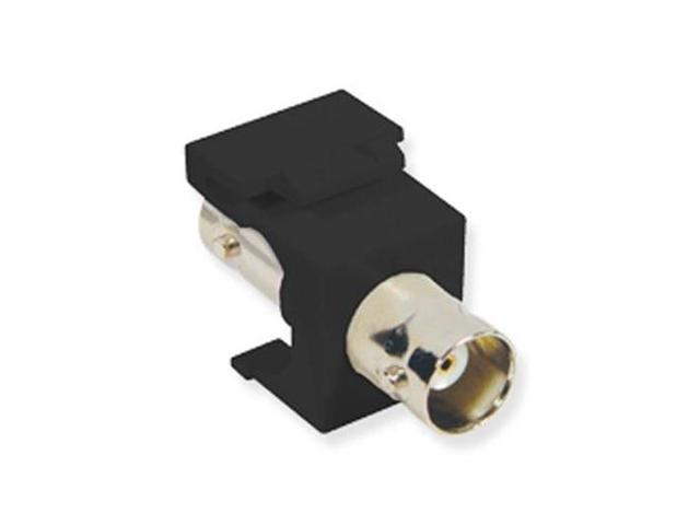 ICC ICC-IC107BNCBK MODULE- BNC- 75 OHM- NICKEL PLATED- BK