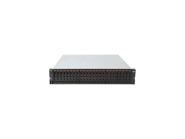 Lenovo Storwize V3700 SAN Array - 24 x HDD Supported - 28.80 TB Supported HDD Capacity