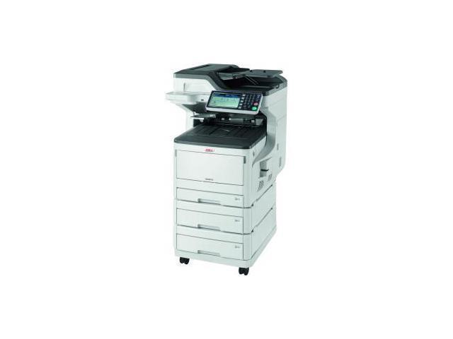 Oki Data MC873DNX(62445303) Duplex 1200 dpi x 600 dpi USB color Laser Multifunction Printer
