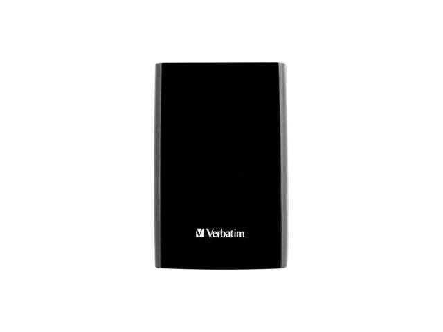 Verbatim 2TB Store 'n' Go Portable Hard Drive USB 3.0 Model 53177 Black