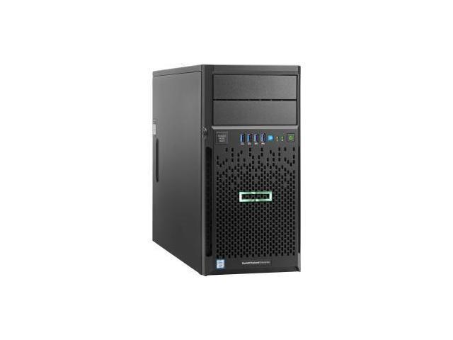 HP ProLiant ML30 G9 4U Tower Server - 1 x Intel Xeon E3-1220 v5 Quad-core (4 Core) 3 GHz