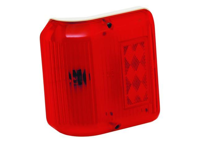 Marker Wrap-Around Light, #86 Series, Red