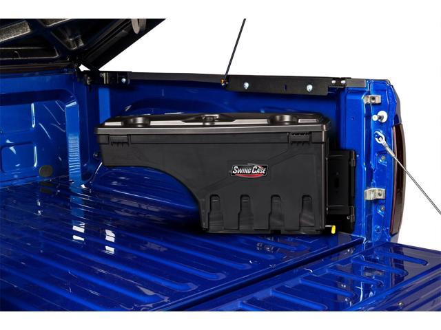 Undercover SC101P SWING CASE Bed Side Storage Box, Chevrolet/GMC; Passenger Side