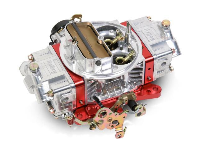 Holley Performance 0-76750RD Ultra Double Pumper Carburetor