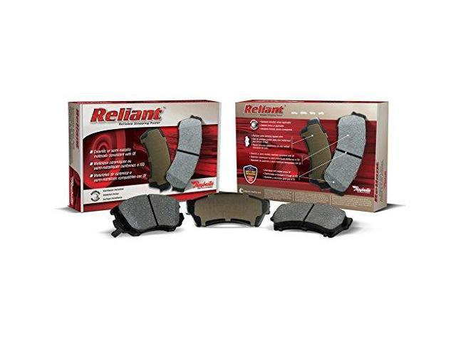 Disc Brake Pad-Reliant Ceramic with Hardware Front Raybestos MGD562CH - OE Repl