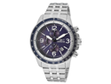 Invicta 13961 Men's Specialty Chronograph Blue Dial Stainless Steel Watch