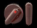 Deadbolt Beacon 103D Door Lock Security Indicator (Dark Bronze - 2 Pack)