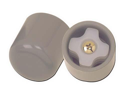 Complete Medical 1085A Glide Cap - Gray