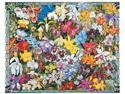 White Mountain Puzzles Orchids Puzzle
