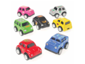 US Toy Company MX312 Pull Back Mini Racers