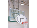 Gared Sports JJ1 8.5 ft. Junior Jammer Backboard Adapter, Lowers Goal