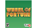 THQ 32270 Wheel of Fortune Puzzle Game for Wii U