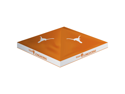 Trademark Poker 80-TOP-TX First-UpT Gazebo Top Only - Texas Longhorns 10 x 10