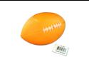 Bulk Buys Soft rubber football Case Of 20