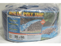 The Dize Company - Poly Tarp- Blue 30 X 50 - PT3050