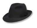 Christys Of London Ch18-Blk5 1/Christy Trilby 7-1/8 Hat
