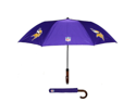 Concept One 804371973914 NFL Minnesota Vikings Woody Umbrella- NFL