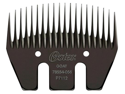 Oster Corporation - Oster Goat Tooth Comb- Black 3 X 20 Inch - 78554-056