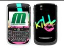 Zing Revolution MS-KILL20033 BlackBerry Tour - 9630
