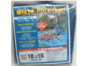 The Dize Company - Poly Tarp- Blue 10 X 18 - PT1018