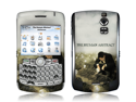 Zing Revolution MS-THA20006 BlackBerry Curve- 8300-8310-8320- The Human Abstract- Midheaven Skin