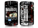 Zing Revolution MS-AMME10008 BlackBerry Storm .50- 9500-9530-9550- American Me- Heat Skin