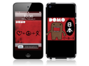 Zing Revolution MS-DOMO40201 iPod Touch - 4th Gen