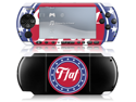 Zing Revolution MS-FFAF10031 Sony PSP 3000- Funeral For A Friend- Circle Badge Skin
