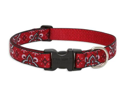 Lupine 61054 1 in. Wild West 25 in. - 31 in. Adjustable Dog Collar